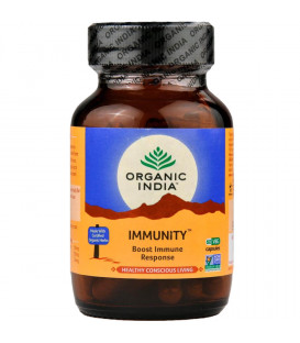 Immunity Organic India na odporność