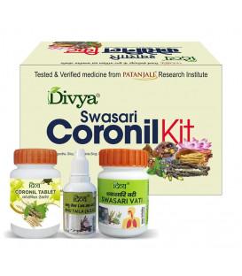 Coronil Kit Patanjali. Zestaw wzmacniający odporność przeciw Covid-19