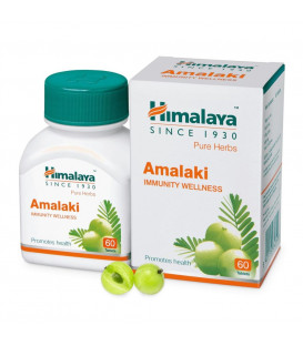 Amalaki Himalaya - Naturalna witamina C (Amla)