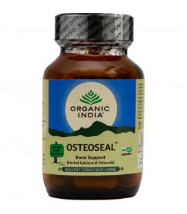 Osteoseal Organic India na mocne kości i osteoporozę 60 kapsułek