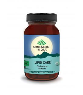Lipid Care ,60 kapsułek, Organic India