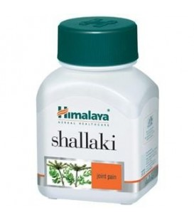 Shallaki (Boswellia Serrata) Himalaya - Popraw swoje stawy