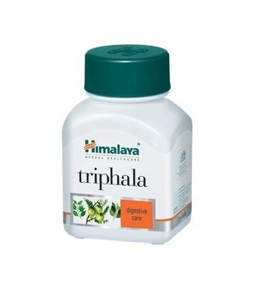 Triphala Himalaya - oczyść jelita!