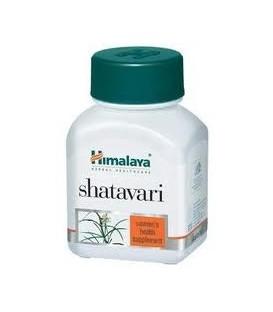 Shatavari Himalaya - Szparag indyjski - Suplement dla każdej kobiety