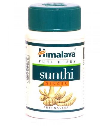 Sunthi Himalaya - Na układ trawienny