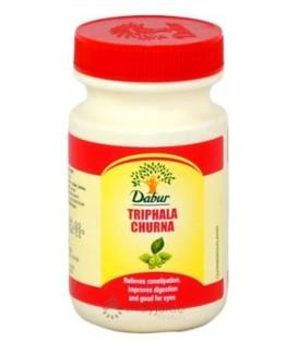 Dabur Triphala Churna 120g - Naturalna Triphala bez kapsułek