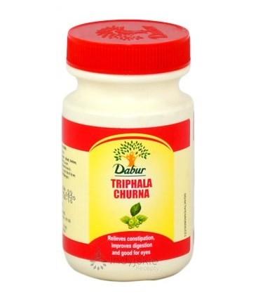 Dabur Triphala Churna 100g - Naturalna Triphala bez kapsułek