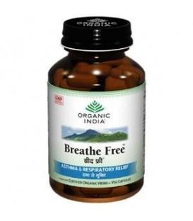 Breathe Free Organic India na układ oddechowy