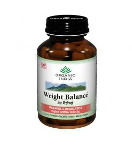 Weight Balance Organic India kontrola wagi ciała