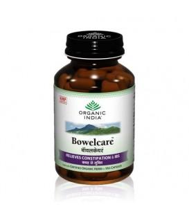 Bowelcare Organic India na zespół jelita drażliwego (IBS, ZJD)