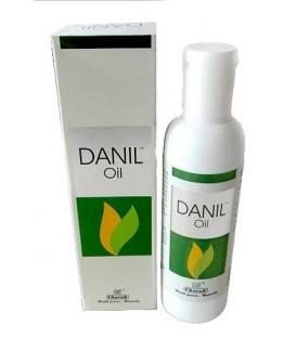 Danil Olejek Charak 100 ml - Pielęgnacyjny olejek do włosów