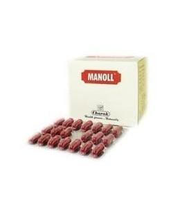 Manoll Charak blister 20 kaps.
