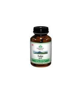 Tulasi (Tulsi) Organic India 60x300mg na odporność