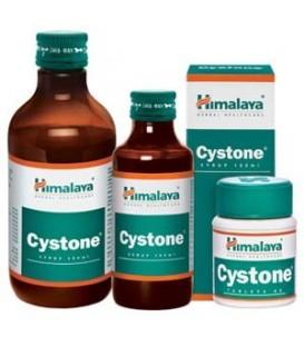 Cystone Syrop Himalaya 100ml - na kamienie nerkowe