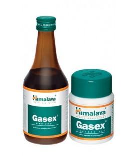 Gasex Syrop 200ml - poprawia trawienie i łagodzi wzdęcia Himalaya