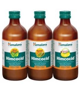Himcocid Himalaya 200ml na wrzody żołądka