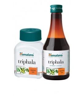 Triphala w płynie (Syrop) Himalaya 200ml - oczyść jelita!