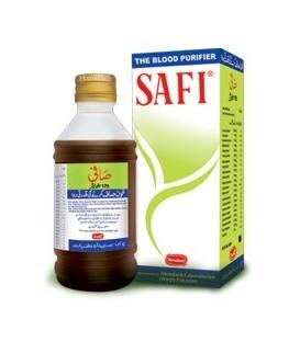 SAFI - syrop na oczyszczanie krwi z toksyn 100ml