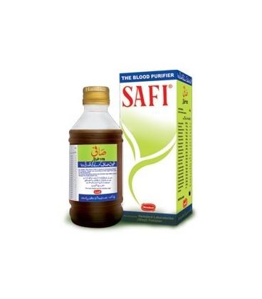 SAFI - syrop na oczyszczanie krwi z toksyn 100ml Hamdard