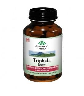 Triphala Organic India 60 kaps x 480mg