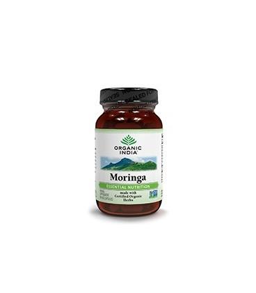 Moringa 60 kaps Organic India ODPORNOŚĆ