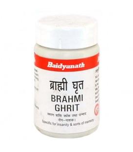 Brahmi Ghrit 100g Baidyanath - ziołowe masło GHEE