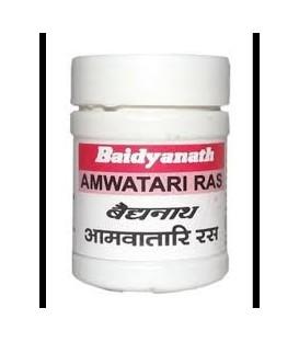 Amvatari Ras,  40 kapsułek, Baidyanath - Reumatoidalne zapalenie stawów