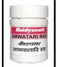 Amvatari Ras,  40 kapsułek, Baidyanath