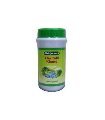 Haritaki Khand 50g Baidyanath - wspiera trawienie & zwalcza nadciśnienie
