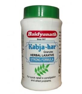 Kabjhar Granulat 100g Baidyanath - Zaparcia