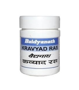 Kravyad Ras, 20 tabletek, Baidyanath - wspomaga trawienie