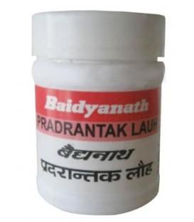 Pradarantak Ras 80 tabletek Baidyanath - Leukorrhea i upławy