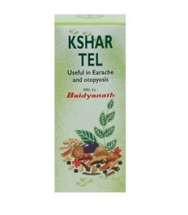 Tail Kshar 25ml Baidyanath - olejek na choroby uszu