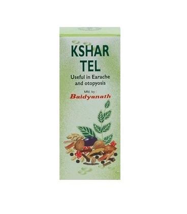 Tail Kshar 25ml Baidyanath - olejek na wszelkie choroby uszu
