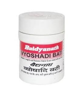 Vyoshadi Bati 40 tabletek Baidyanath - przeziębienie i kaszel
