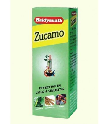 Zukamo 100ml Baidyanath - przeziębienie, kaszel i zatkany nos
