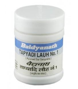 Baidyanath Tapyadi Loha No 1 Tab 20 T