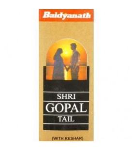 Tail Shri Gopal olejek 50ml Baidyanath - wzmocnienie erekcji