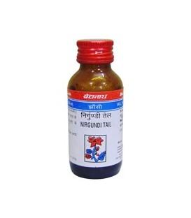 Baidyanath Tail Nirgundi 50ml 50 ml