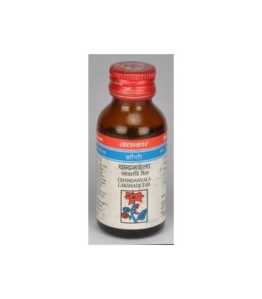 Tail Maha Laxadi (Lakshadi) olejek 50ml Baidyanath - bóle kręgosłupa w odcinku lędźwiowym, rwa kulszowa