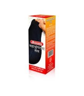 Tail Erand (olej rycynowy) 100ml olejek Baidyanath - zdrowe włosy, rzęsy i brwi
