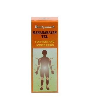 Mahanarayan taila olejek przeciwbólowy 50 ml Baidyanath