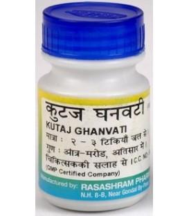 Kutajghan Bati 40 tabletek Baidyanath - zapalenie okrężnicy