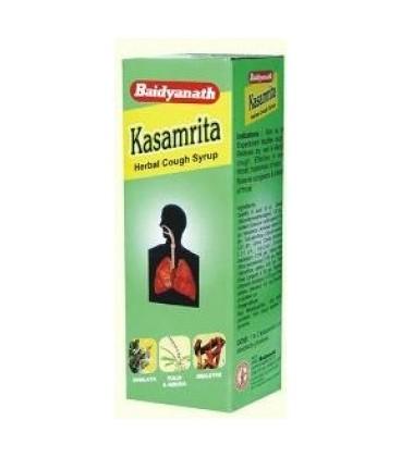 Kasamrit Cough Syrop 100 ml Baidyanath - Astma i kaszel