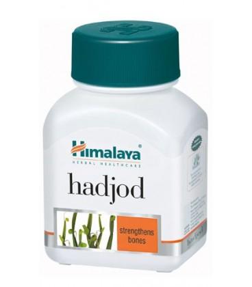 Hadjod 60 kapsulek Himalaya Herbals - Roslinny kolagen i wapno dla mocnych kosci