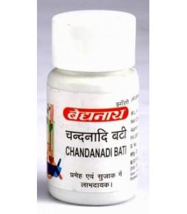 Baidyanath Chandanadi Vati 20 tabletek