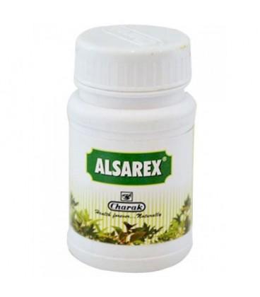 Alsarex Charak 40 kaps.