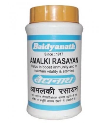 Amalaki Rasayan 120 g w proszku Baidyanath - odporność i witalność