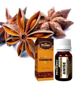 Olejek eteryczny ANYŻOWY 15ml Niradhi Herbals