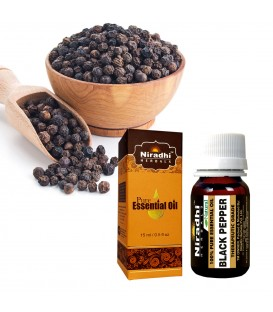 Olejek eteryczny 15ml Niradhi Herbals